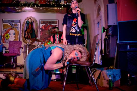 Hedwig & The Angry Inch at Pittsburgh Fringe Festival