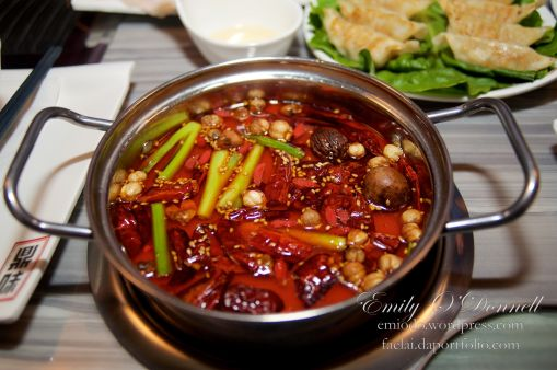 Spicy Soup Base for Hot Pot