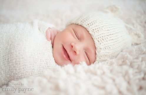 Sweet newborn.