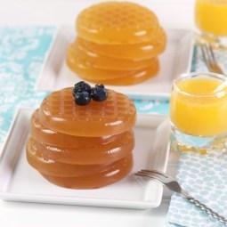 waffle jello