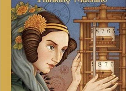Cover of hardback children's book