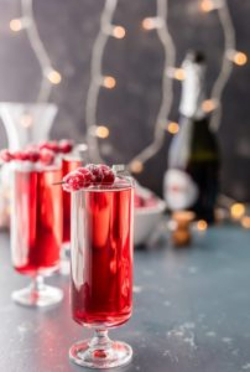 5 Delicious Thanksgiving Cocktail Recipes