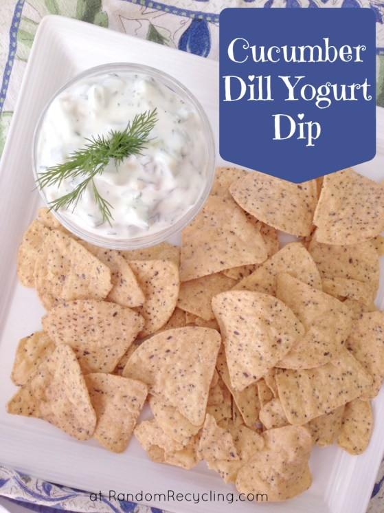 stonyfield greek yogurt dip and late july chips. #giveaway