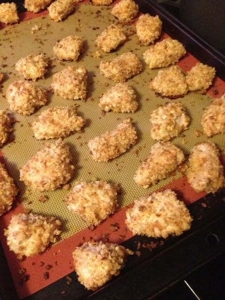 Healthy Homemade Chicken Nugget Recipe