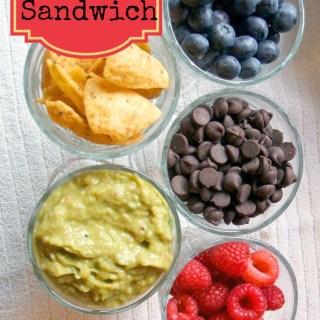 Lunch ideas besides sandwiches