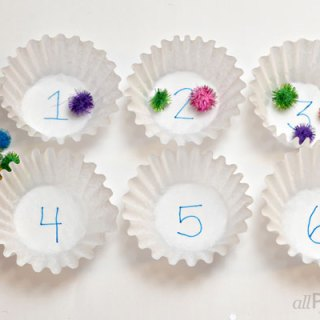 Counting Activity Pre-K