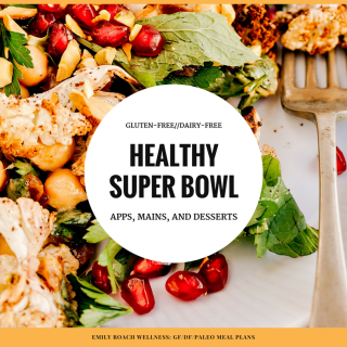 Our favorite healthy Super Bowl recipes (gluten-free, Paleo)