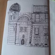 Drawn image