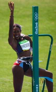 priscilla 2016 Rio Olympics