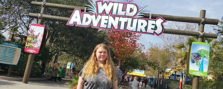 Wild Adventures Zoo Amusement Park Georgia