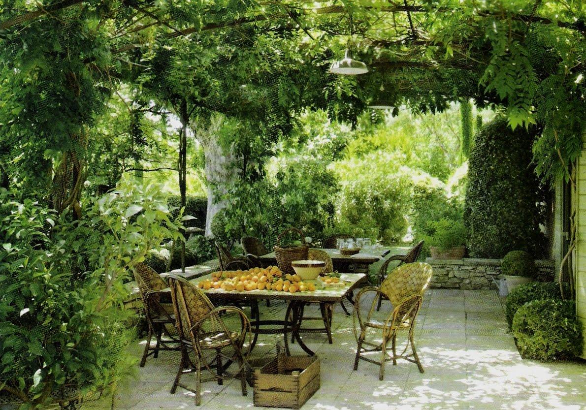 Wisteria Covered Pergola Emily S Garden