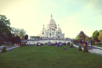 The Sacré-Coeur