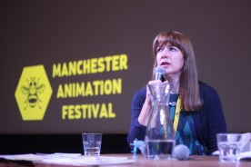 Women in Animation Panel