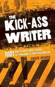 Cover of The Kick-Ass Writer