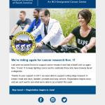 Zucker Ride Email