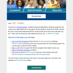 Giving Tuesday Email