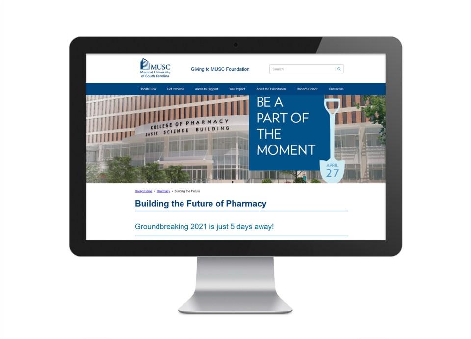 Pharmacy Groundbreaking