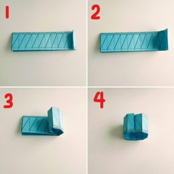 This Mortal Coil DNA Origami Instructions Part 3