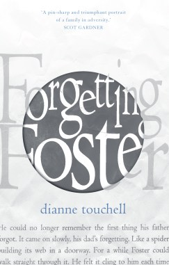 Forgetting Foster   REVISED FINAL COVER x 2 (18 April 2016)