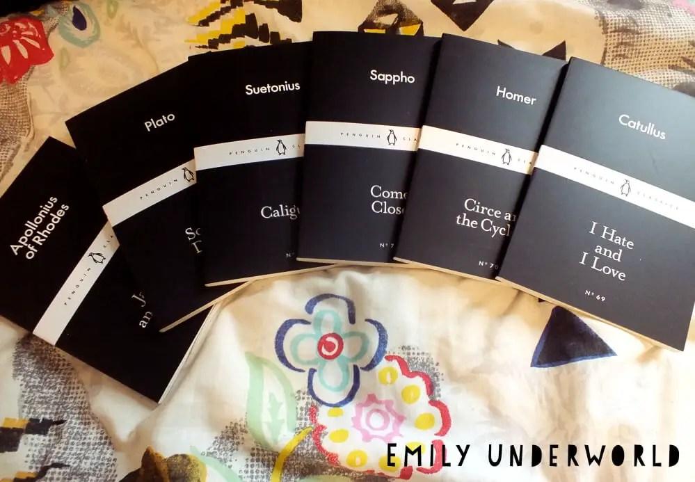 "Penguin ""Little Black Classics"""