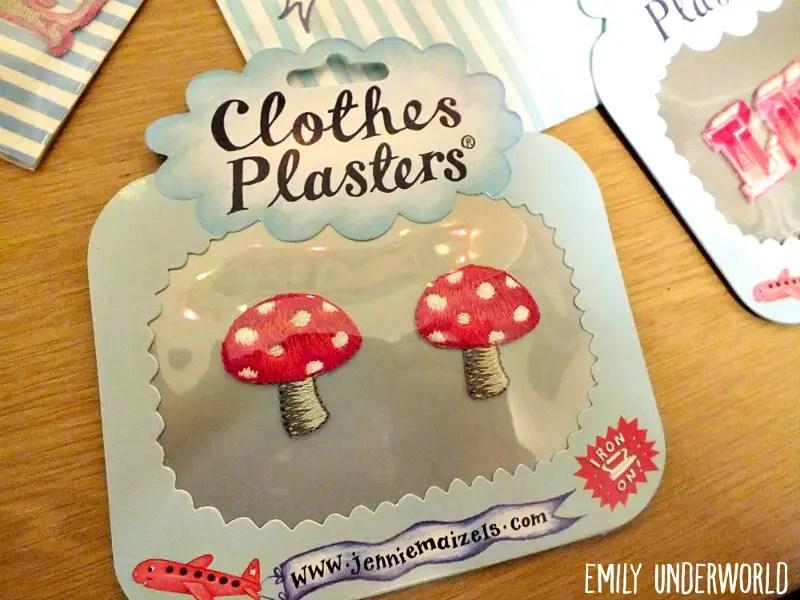 jennie-maizels-clothes-plasters-mushrooms