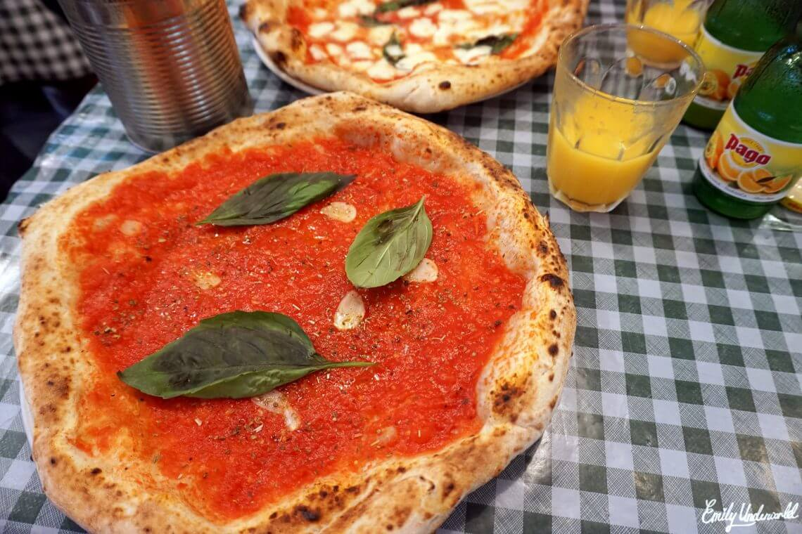 Pizza Pilgrims vegan marinara