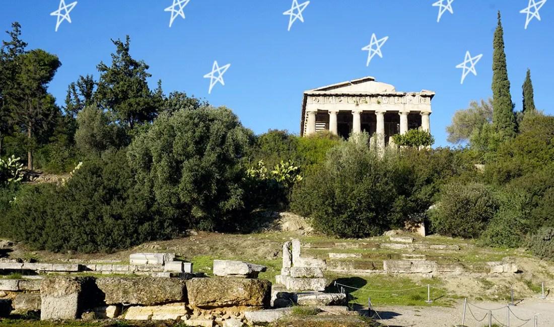 An Athenian Photo Diary