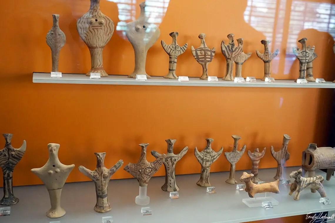 mycenean-figurines