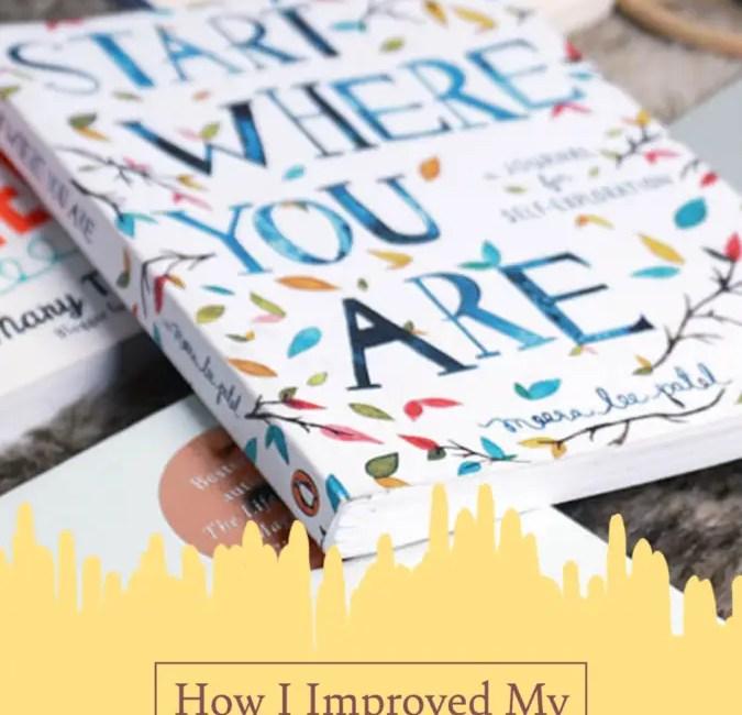 How I Improved My Mental Health