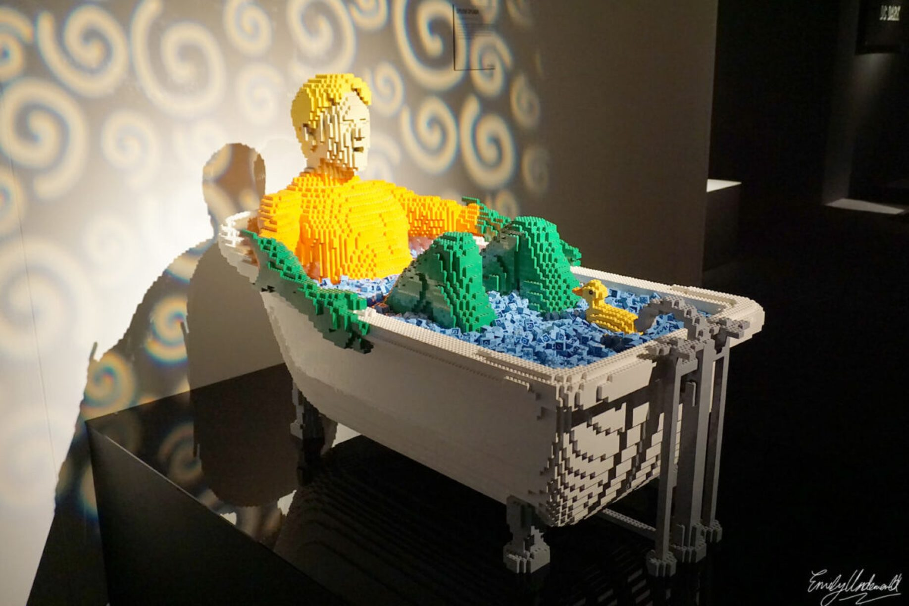 aquaman bathtube