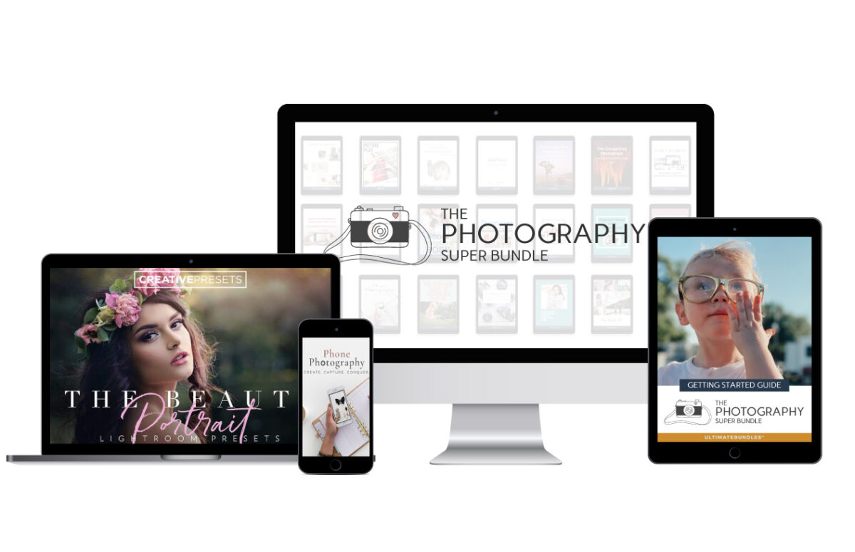 The 2019 Photography Super Bundle