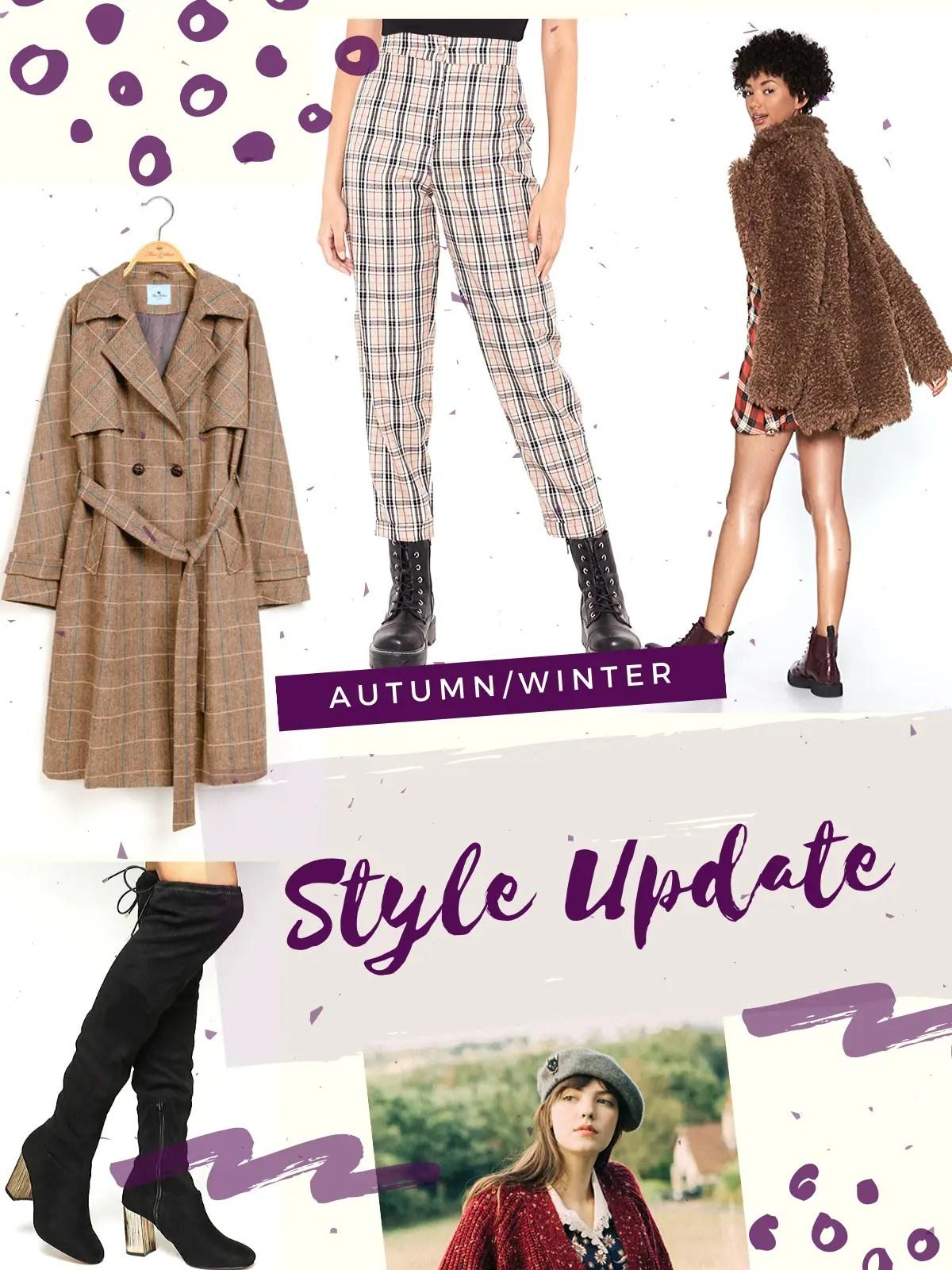 Autumn / Winter Style Update