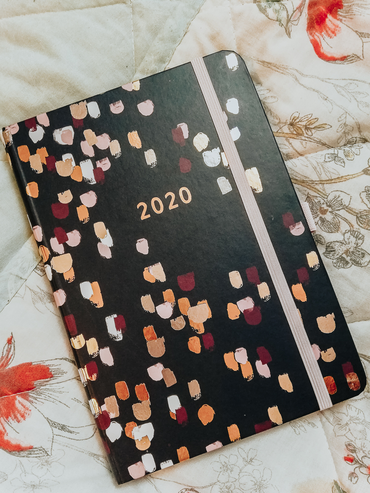 2020 Planner Giveaway