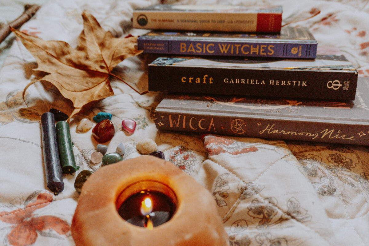 You Want To Be a Witch? Witchcraft Books for 2020