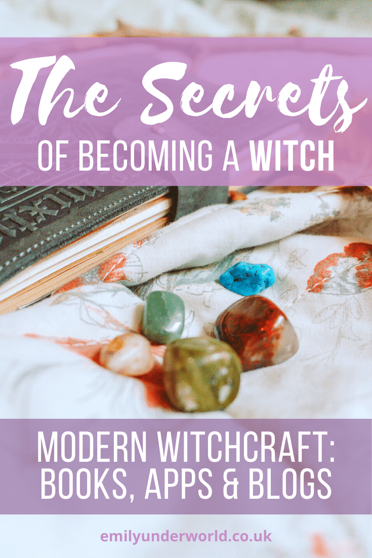 The Secrets of Becoming a Witch