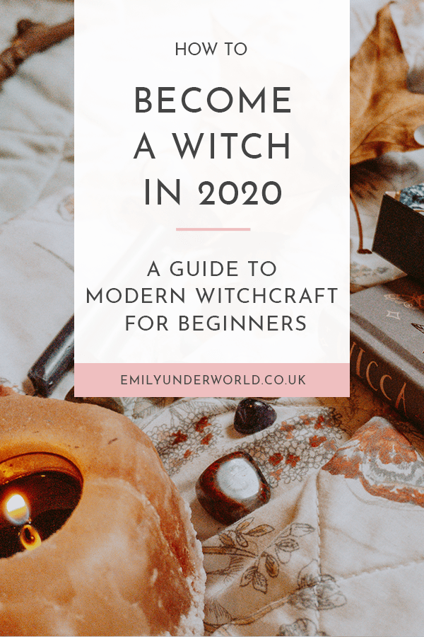 You Want To Be a Witch?