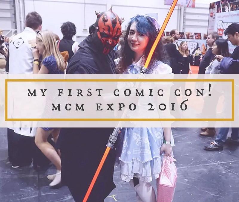 MCM Expo 2016 Comic Con