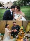 Wedding Cake, 'Burnicombe Farm', Bridford. May 2016. Photos by Sarah Lauren.