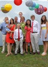The Methvin family. Photo by Mariann Morris