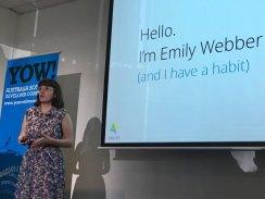 Emily at YOW