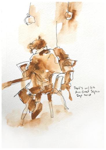 "artgraf, pen on paper | 10"" x 7"""