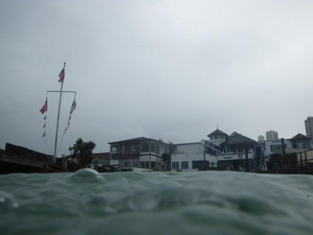 South End Rowing Club and Dolphin Club, San Francisco, CA, 2015