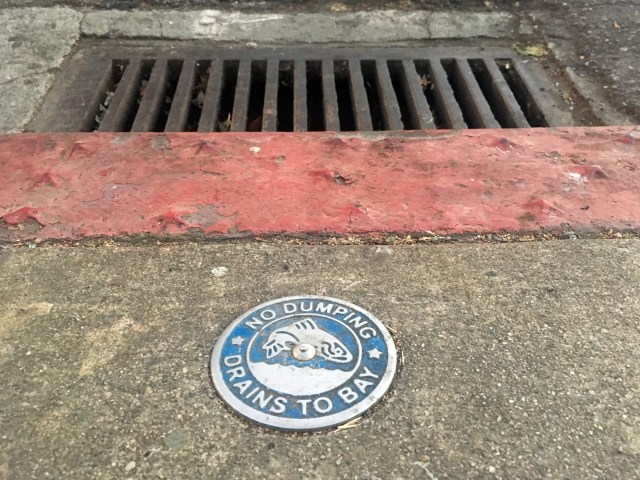 drains-to-bay