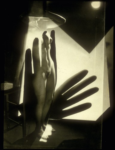 Composition, Maurice Tabard, 1929