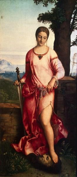 Giorgione_-_Judith_-_Eremitage