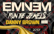 Eminem será headliner no Glasgow Summer Sessions 2017