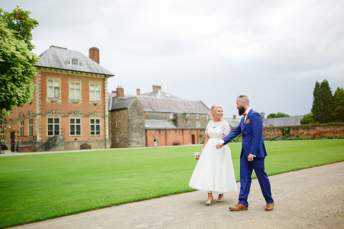 Tredegar House Wedding Photography