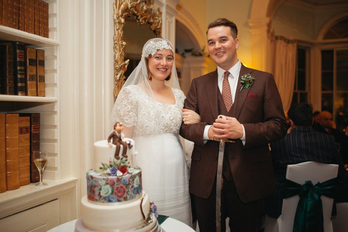Fonmon Castle Wedding Photography