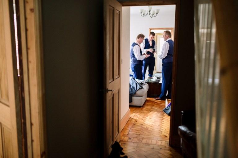 Buckland Hall Wedding Photography 001