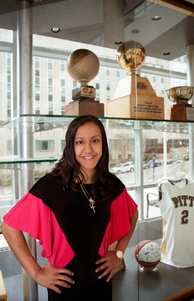 Brianna Kiesel for Pitt Chronicle